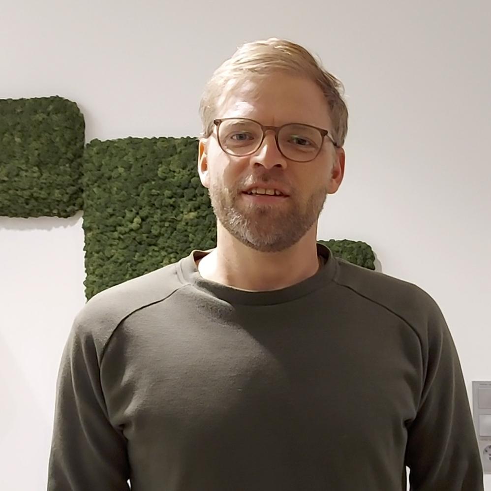Testpiloten Henrik Olofsson berättar